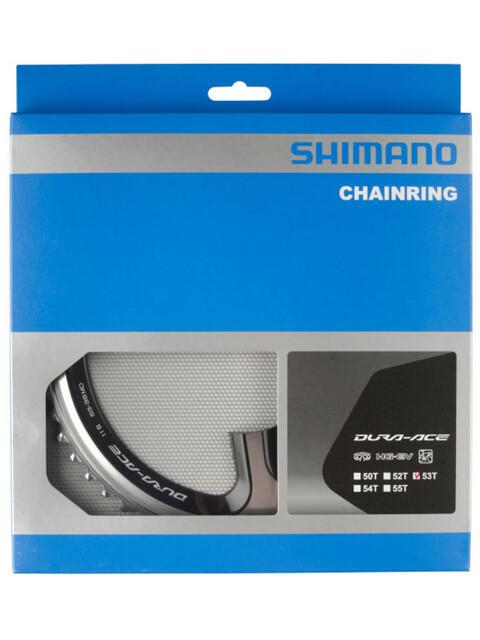 Shimano Dura-Ace FC-9000 Kettenblatt 11-fach MD silber/schwarz